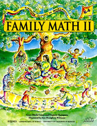 Family Math II cover